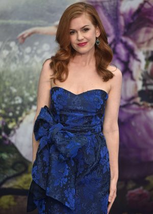 Isla Fisher - 'Alice Through The Looking Glass' Premiere in London