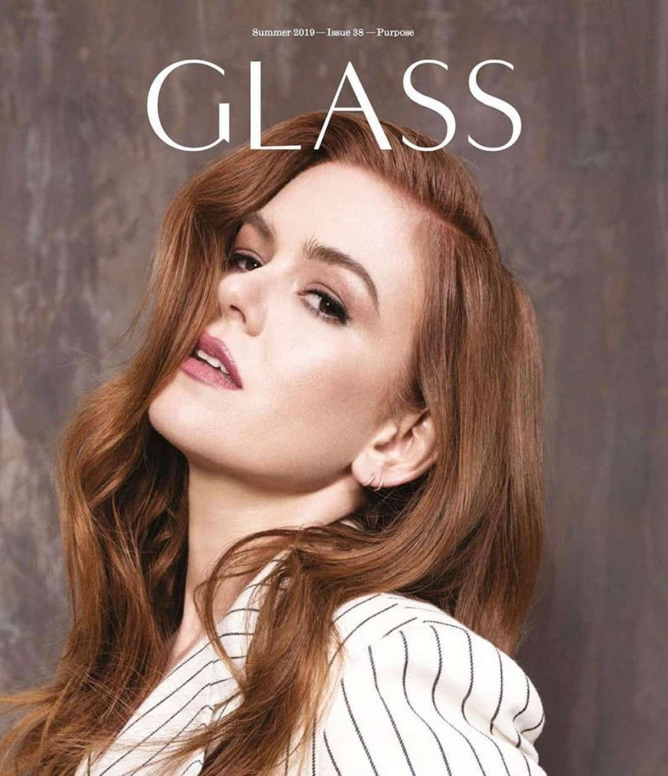 Isla Fisher 2019 : Isla Fisher: Glass Magazine (Summer 2019)-05