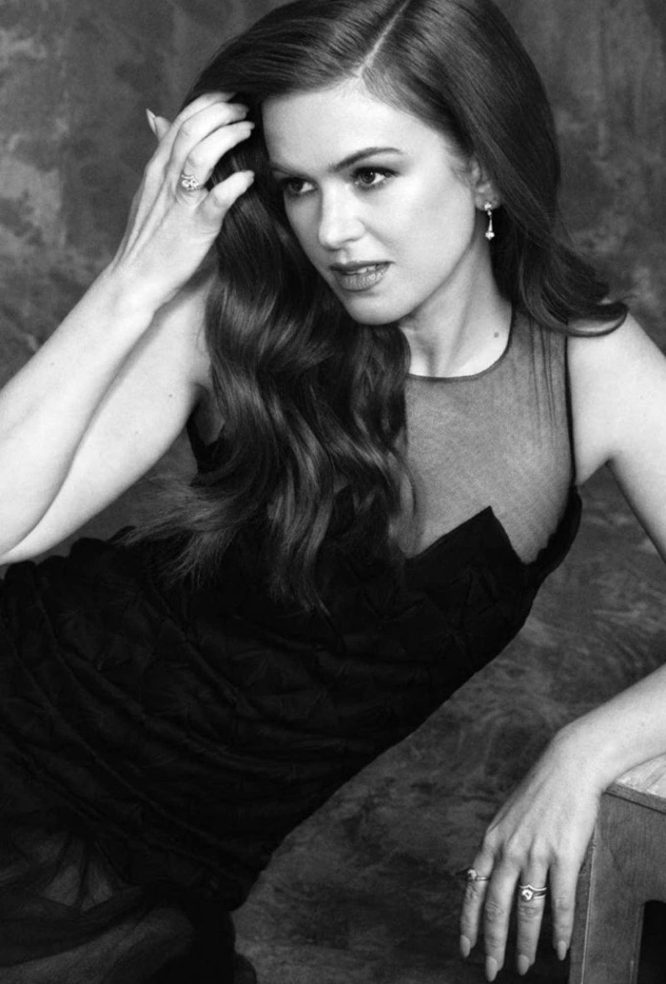 Isla Fisher 2019 : Isla Fisher: Glass Magazine (Summer 2019)-06