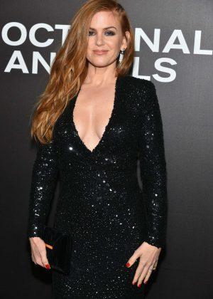 Isla Fisher - 'Nocturnal Animals' Premiere in New York