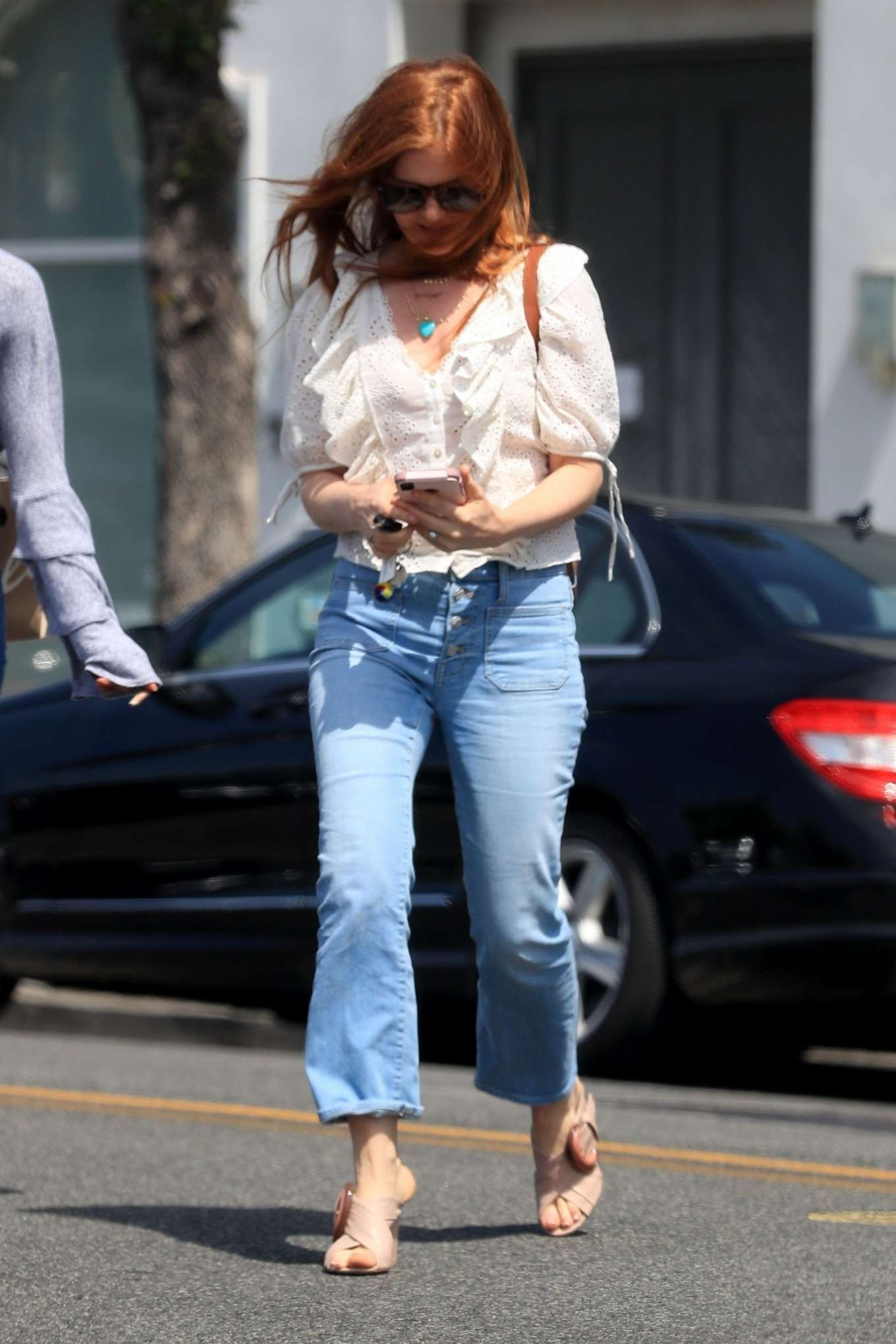 Isla Fisher 2018 : Isla Fisher: Out in Beverly Hills -03