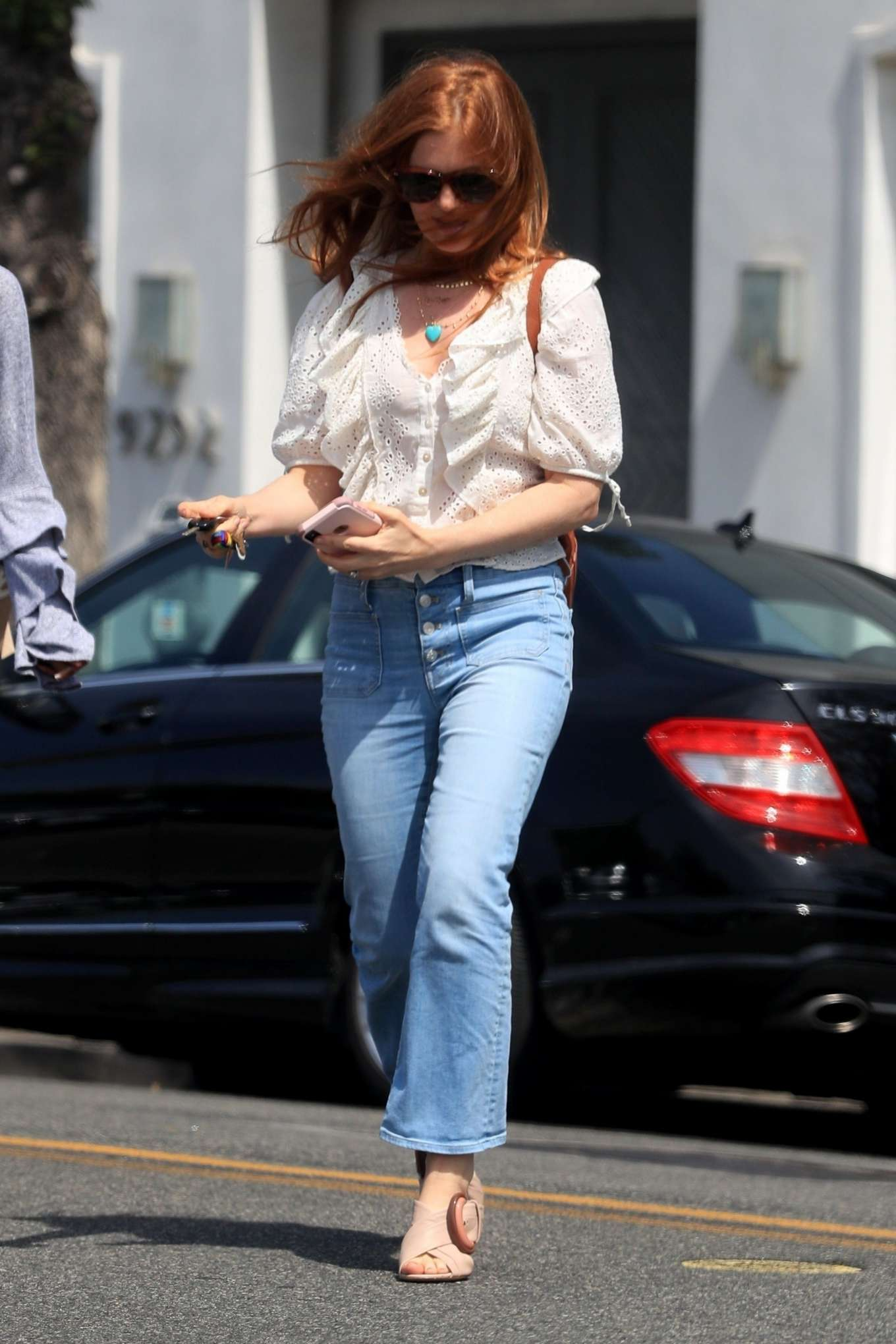 Isla Fisher 2018 : Isla Fisher: Out in Beverly Hills -04