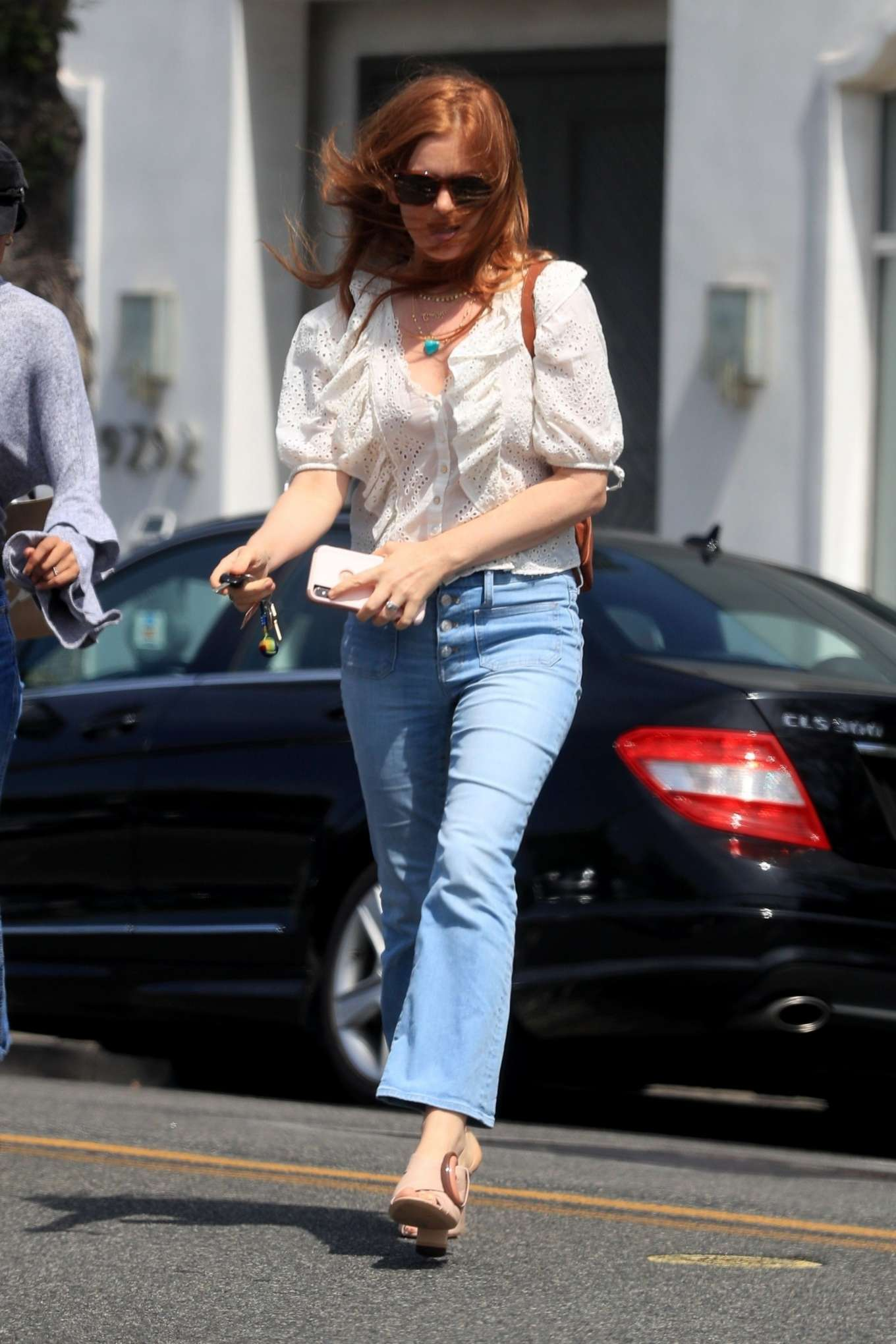 Isla Fisher 2018 : Isla Fisher: Out in Beverly Hills -07
