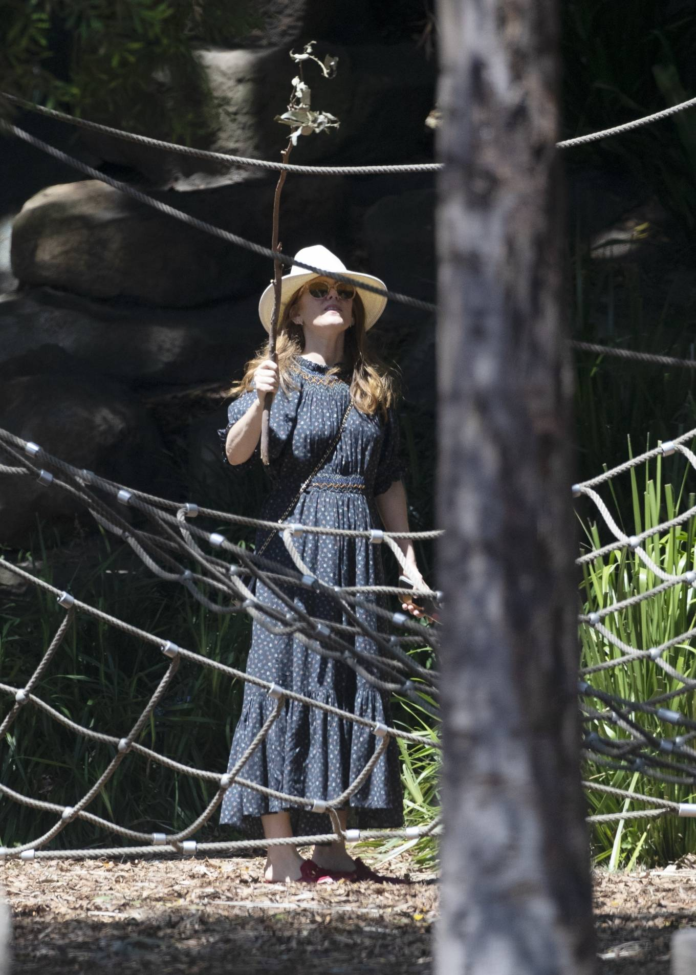 Isla Fisher 2020 : Isla Fisher – Spotted at Dickson reserve in Sydney-01