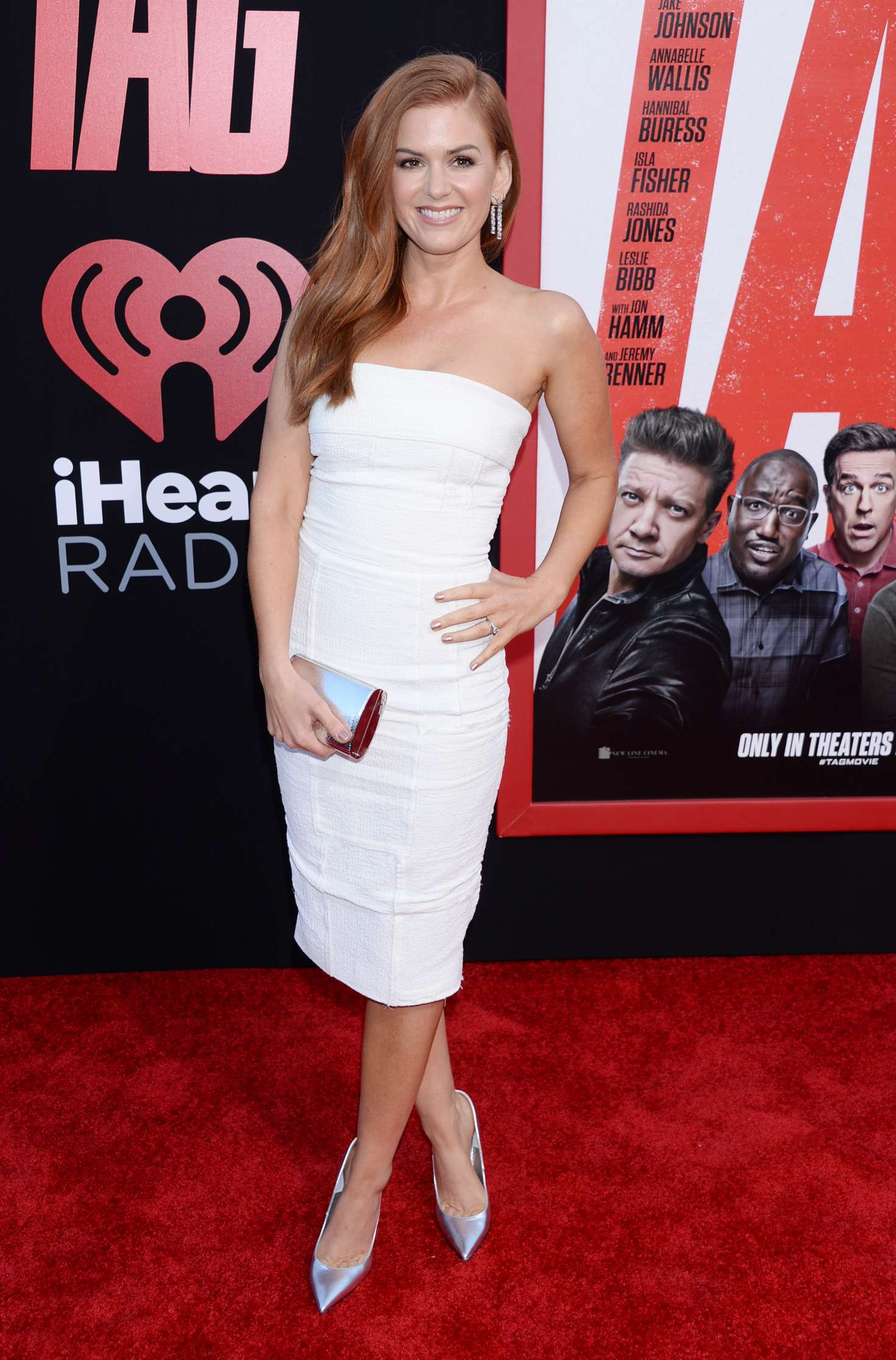 Isla Fisher - 'TAG' Premiere in Westwood