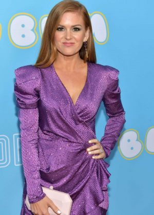 Isla Fisher - 'The Beach Bum' Premiere in Los Angeles