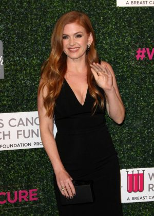 Isla Fisher - The Women's Cancer Research Fund hosts an Unforgettable Evening in LA