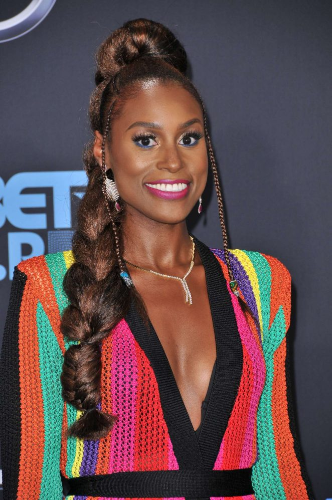 Issa Rae - 2017 BET Awards in Los Angeles
