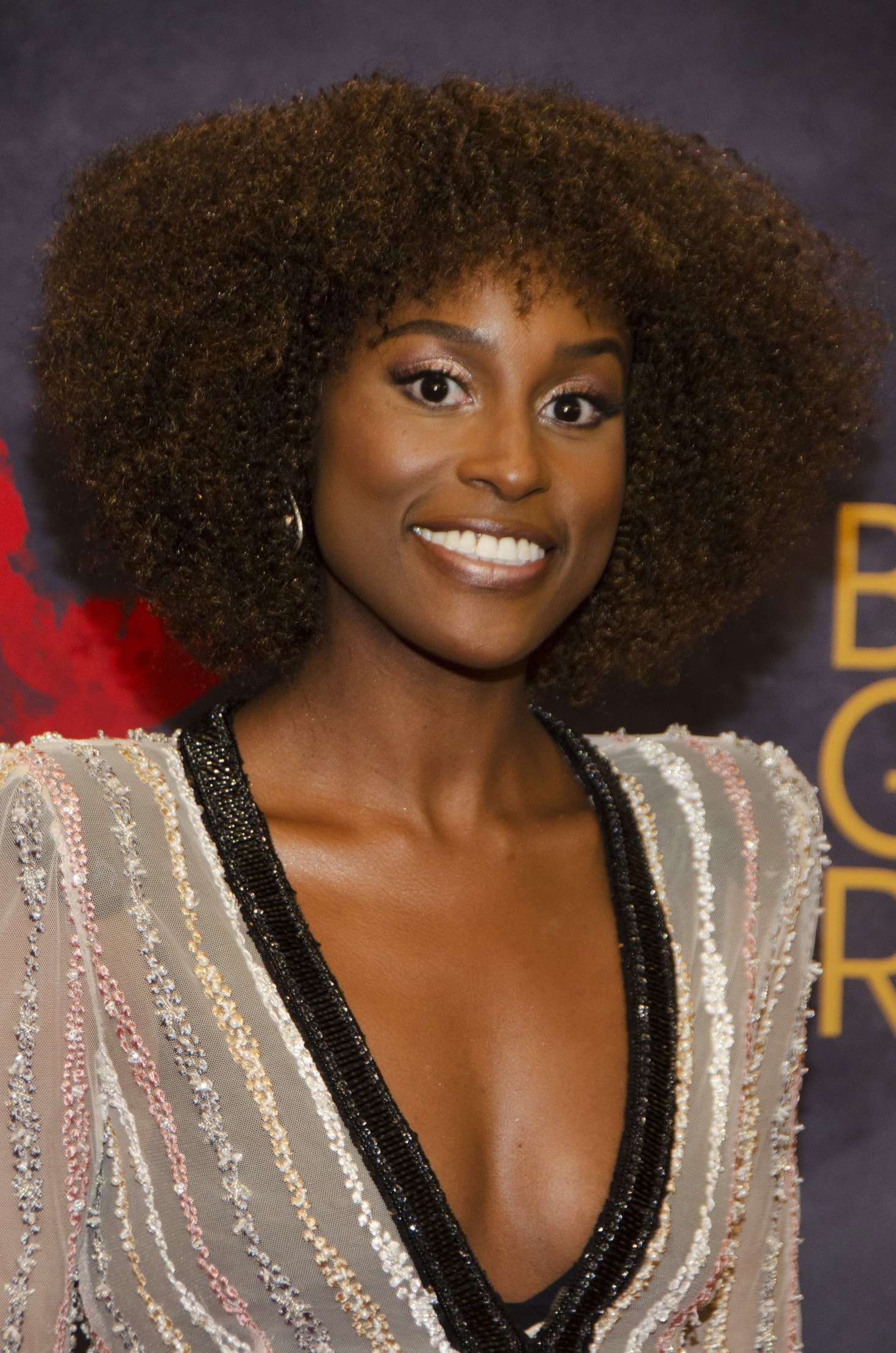 Black Girls R Magic: Issa Rae: 2017 BET Black Girls Rock -04