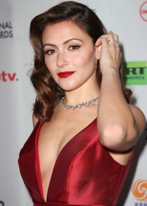 Italia Ricci - 45th International Emmy Awards in New York City