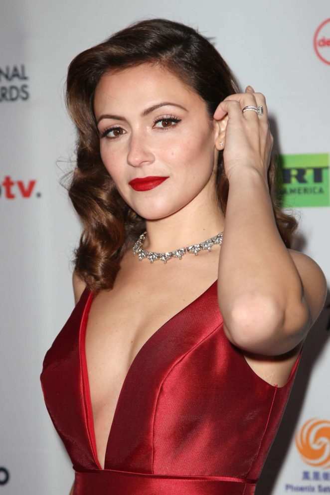 Italia-Ricci:-45th-International-Emmy-Aw