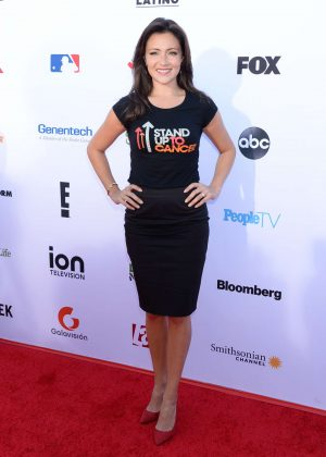 Italia Ricci - Stand Up To Cancer Live in Los Angeles