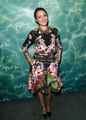 Italia Ricci - Ted Baker London SS15 Collection Launch in Beverly Hills