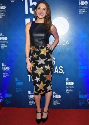 Ivana De Maria - 15th HBO Latin America in Mexico City