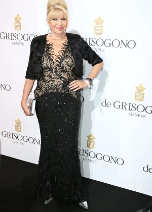 Ivana Trump - De Grisogono Party at 2016 Cannes Film Festival
