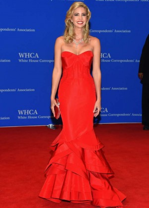 Ivanka Trump - 2015 White House Correspondents' Association Dinner in Washington