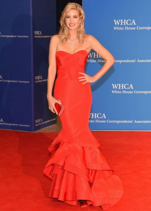Ivanka Trump: 2015 White House Correspondents Association Dinner -03