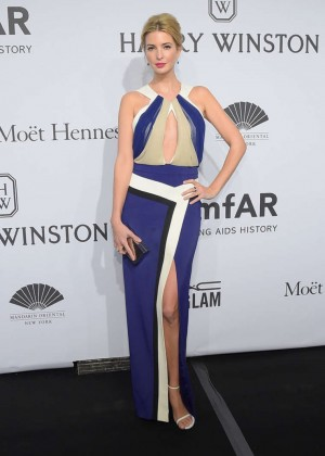 Ivanka Trump - amfAR New York Gala 2015