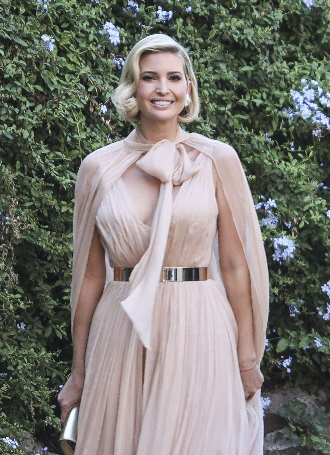Ivanka Trump 2019 : Ivanka Trump – Attend Misha Nonoos wedding in Rome-08