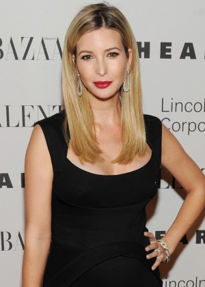 Ivanka Trump - Evening Honoring Valentino Gala In New York