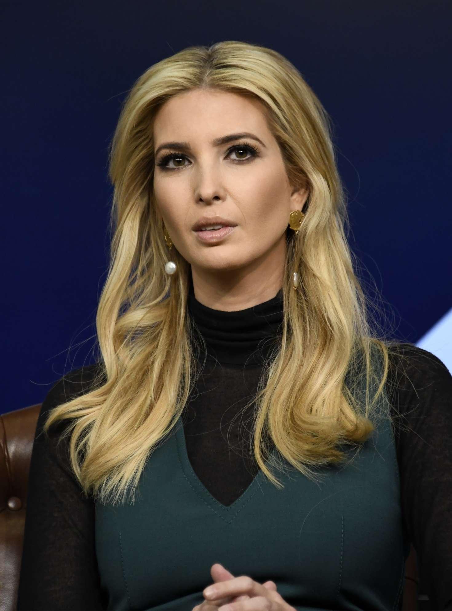 Ivanka Trump 2018 : Ivanka Trump: Generation Next: A White House Forum -18