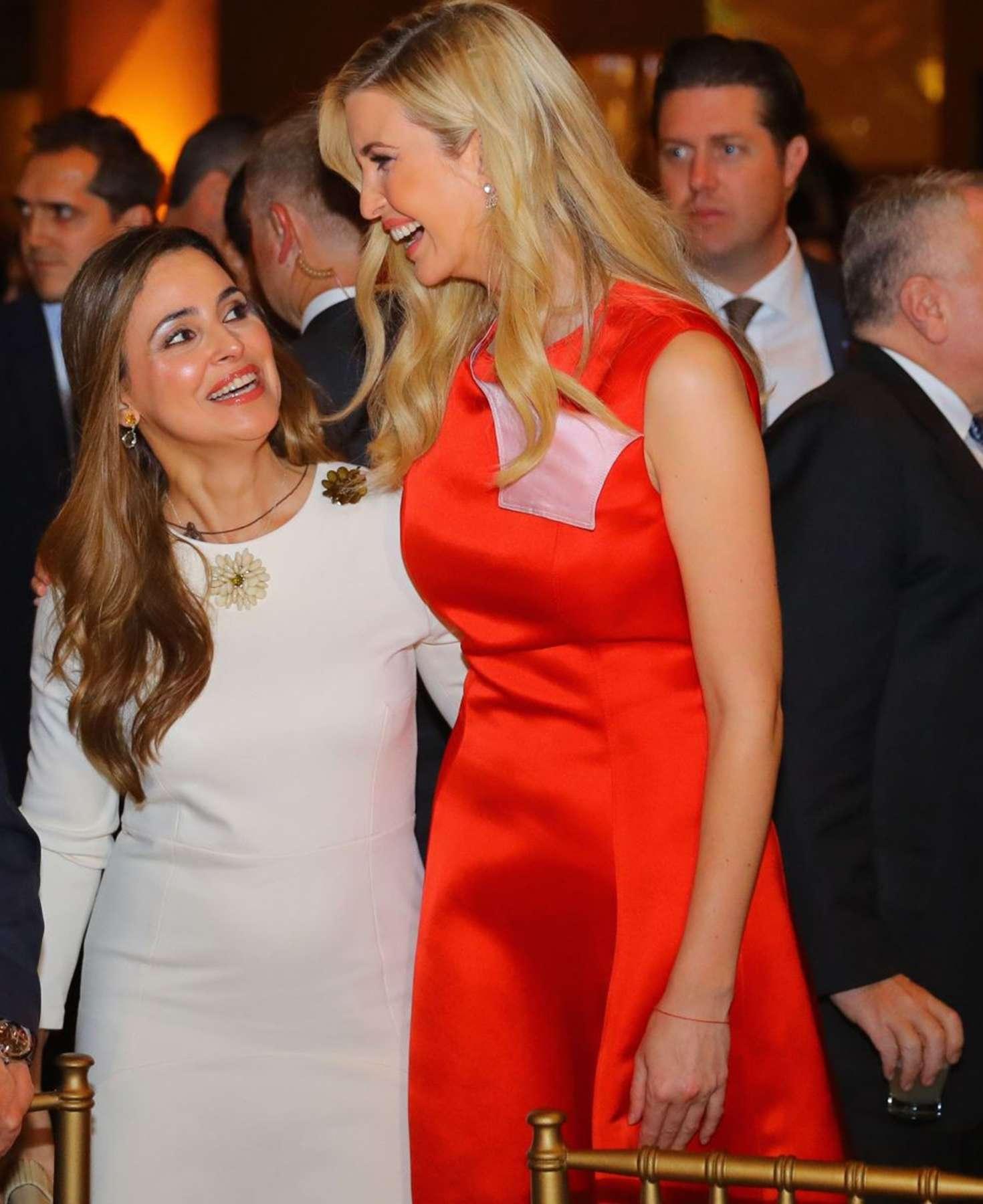 Ivanka Trump 2018 : Ivanka Trump: III Summit of the Americas CEO in Lima -02