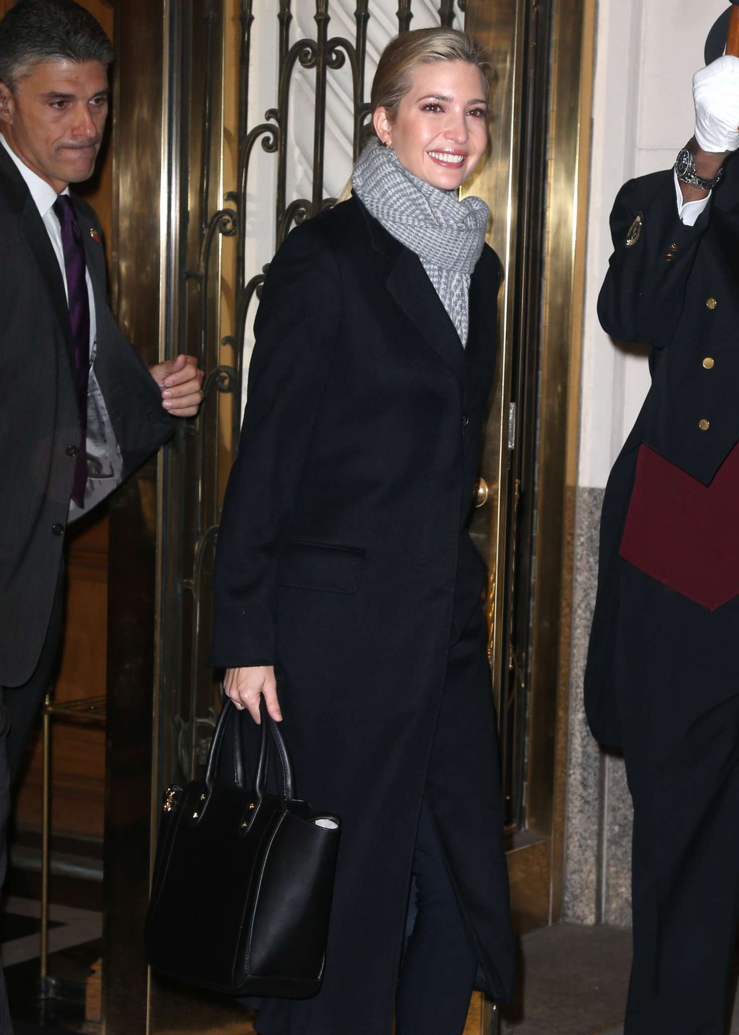 Ivanka Trump 2016 : Ivanka Trump out and about in New York City -06