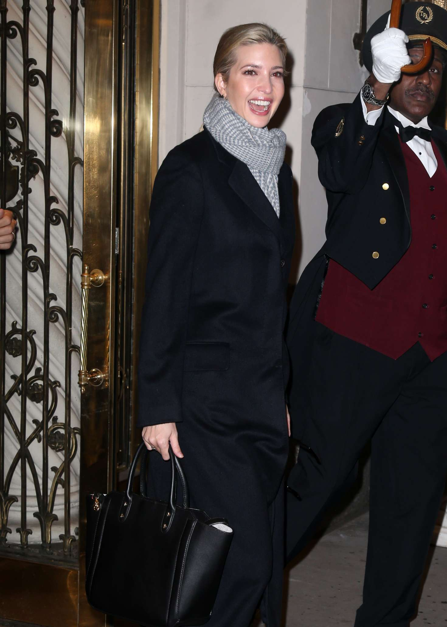 Ivanka Trump 2016 : Ivanka Trump out and about in New York City -09