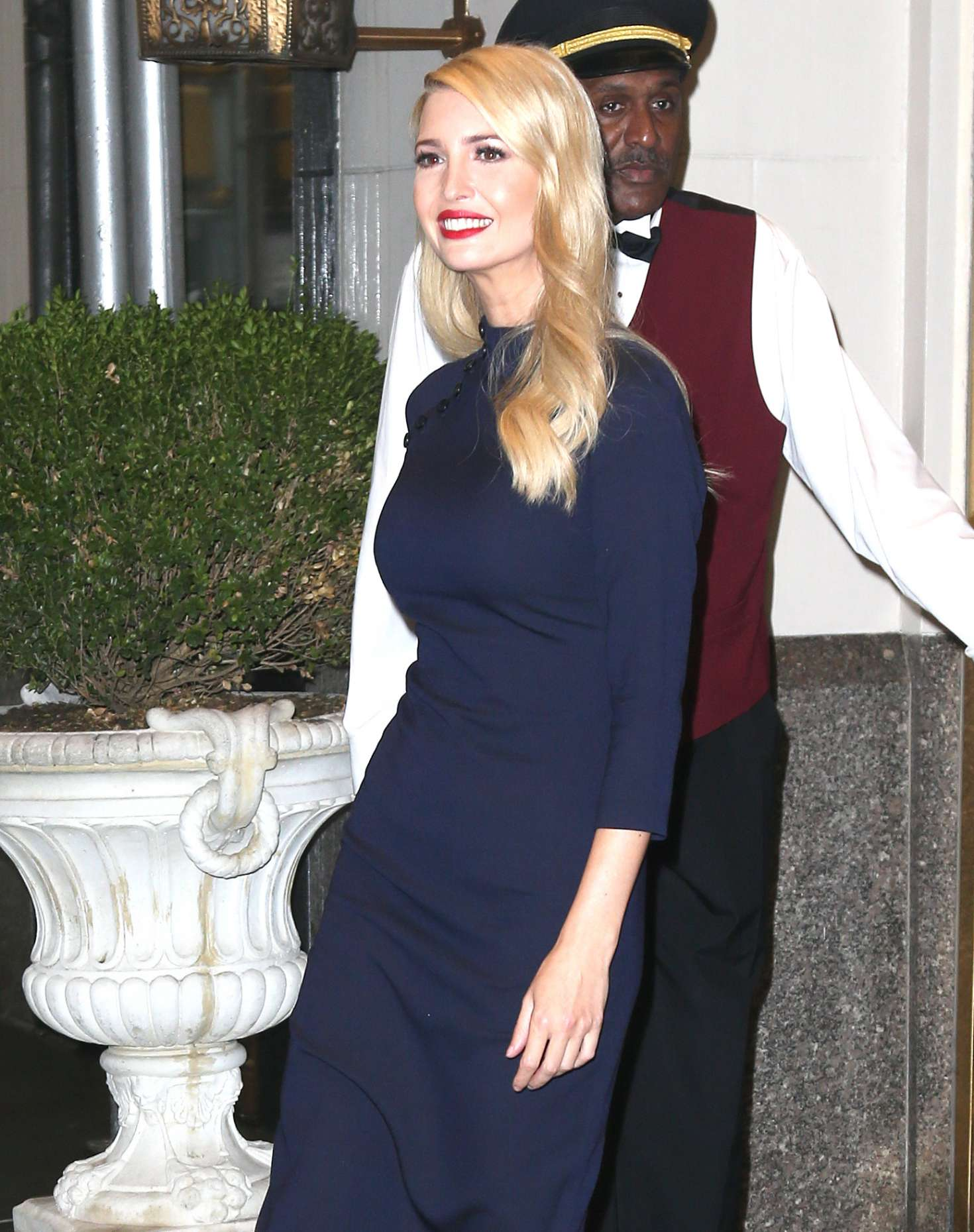 Ivanka Trump - Out and about in New York City