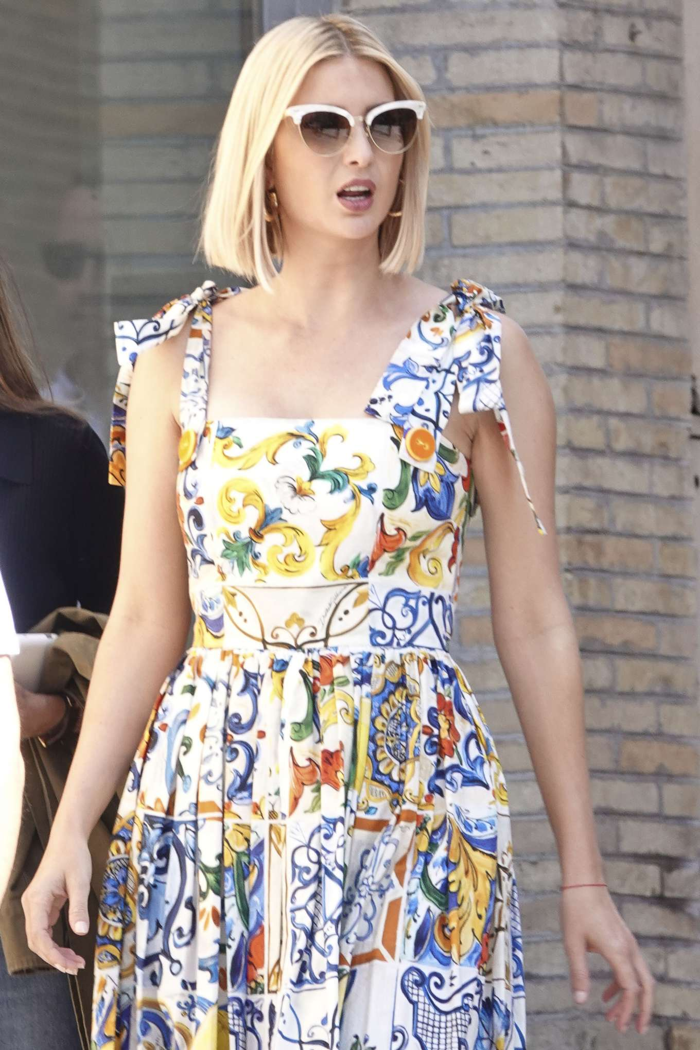 Ivanka Trump 2019 : Ivanka Trump – Out in Rome-17