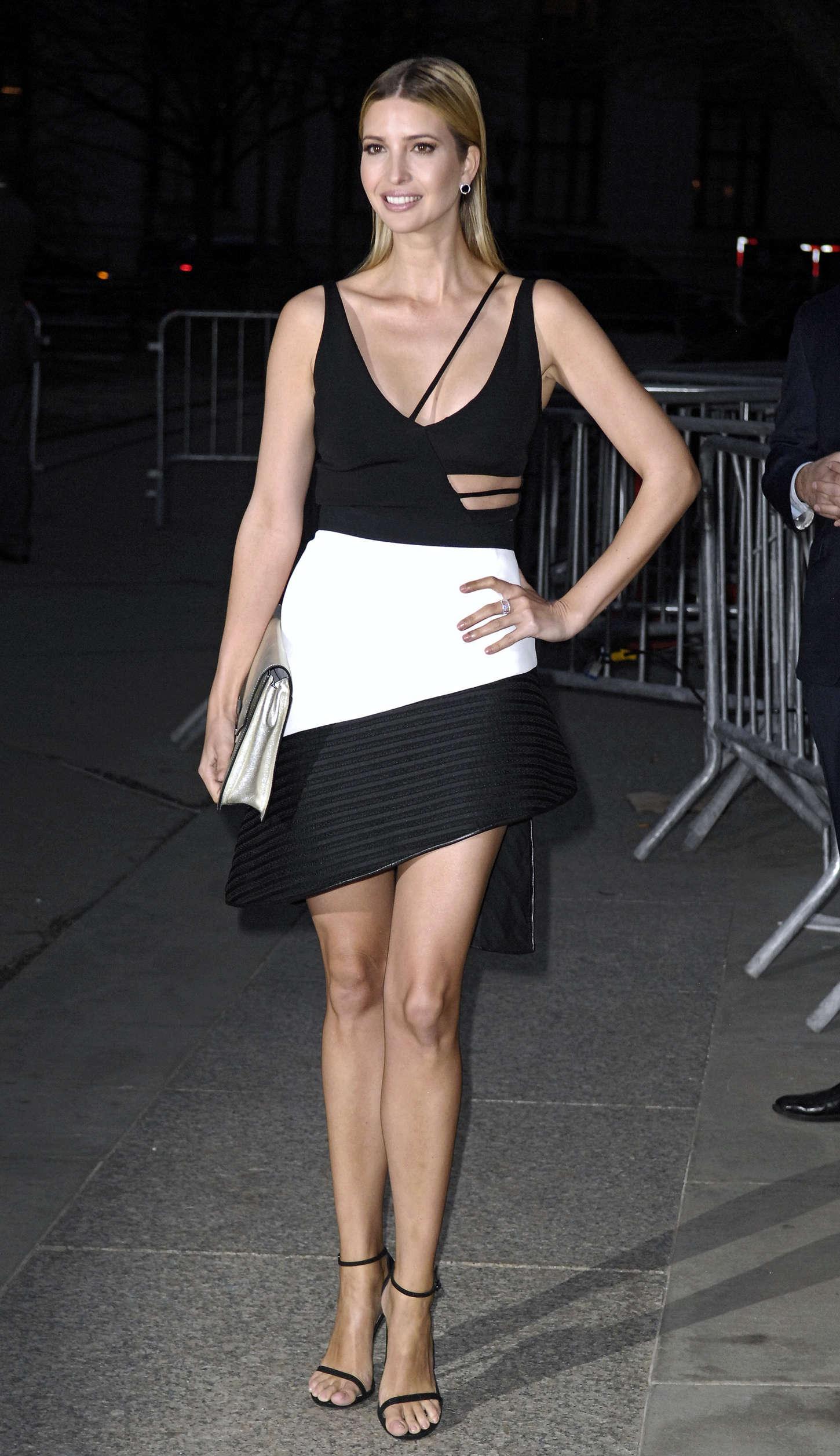 Ivanka Trump 2015 : Ivanka Trump: Vanity Fair Party 2015 Tribeca Film Festival -02
