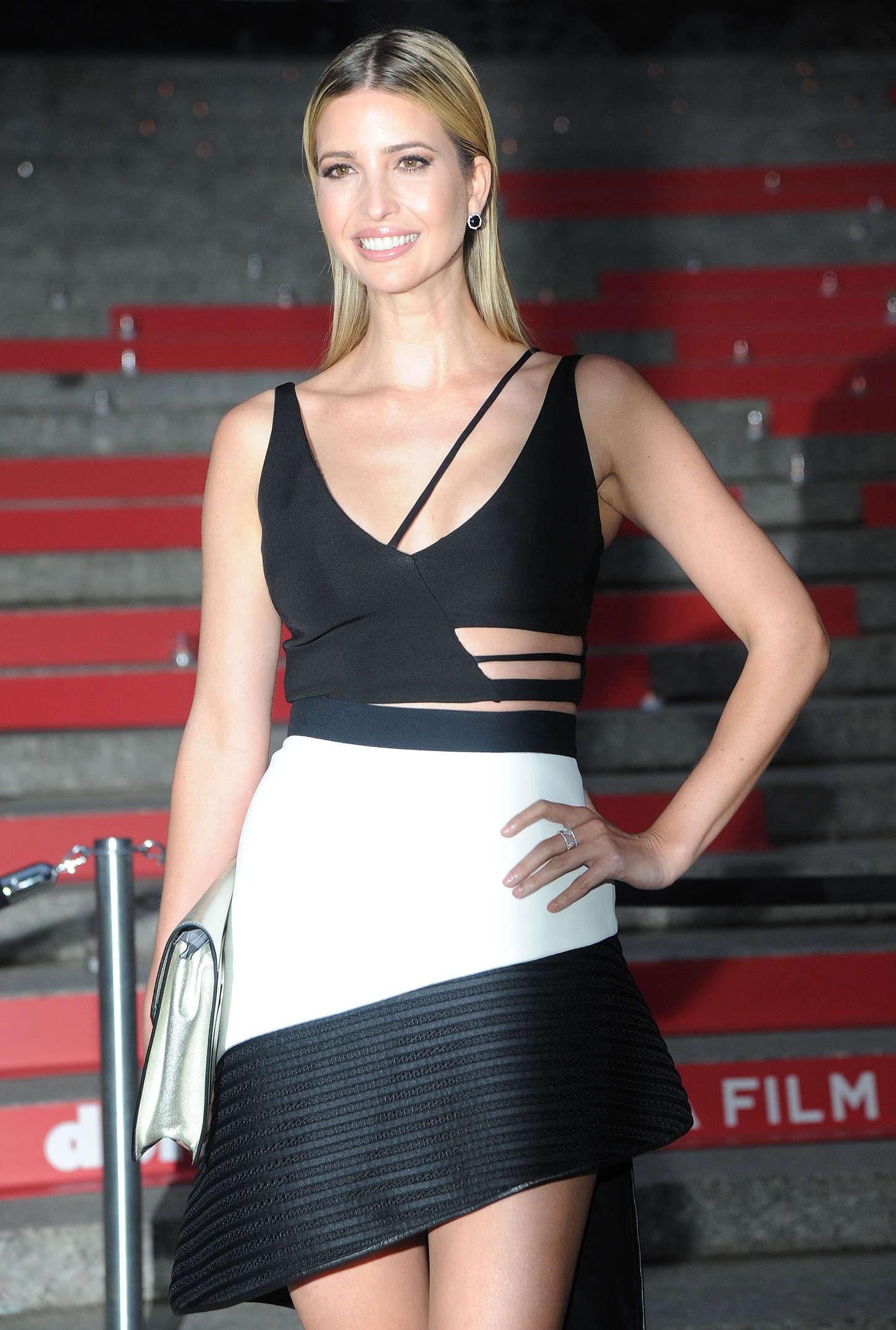 Ivanka Trump - Vanity Fair Party: 2015 Tribeca Film Festival in NYC