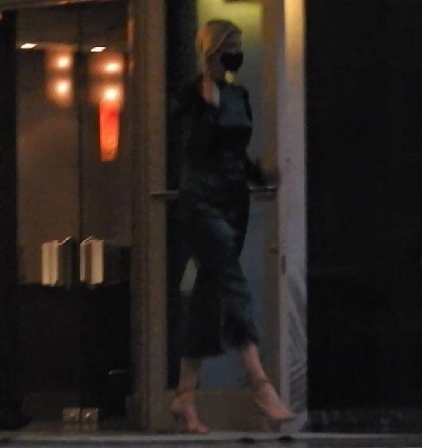 Ivanka Trump - With husband Jared Kushner night out in Miami