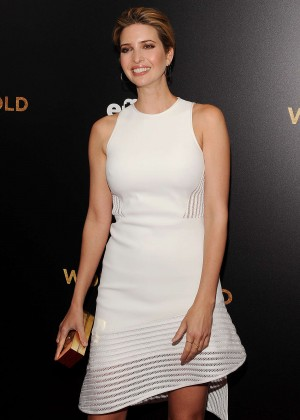 "Ivanka Trump - ""Woman In Gold"" Premiere in New York"