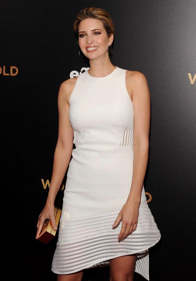 "Ivanka Trump - ""Woman In Gold"" Premiere in New York"