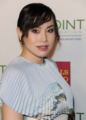 Ivory Aquino - Point Honors Gala Honoring in New York