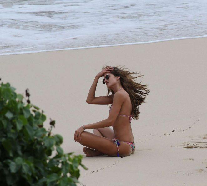 Izabel Goulard Hot in Bikini 2016 -24