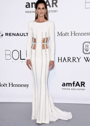 Izabel Goulart - amfAR's 23rd Cinema Against AIDS Gala in Antibes