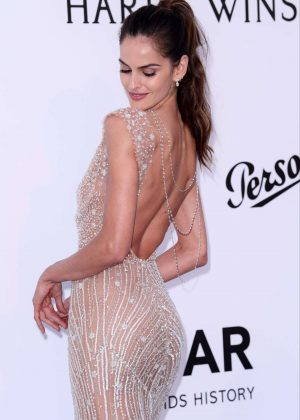 Izabel Goulart - amfAR's 24th Cinema Against AIDS Gala in Cannes