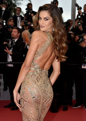 Izabel Goulart - Burning Premiere at 2018 Cannes Film Festival