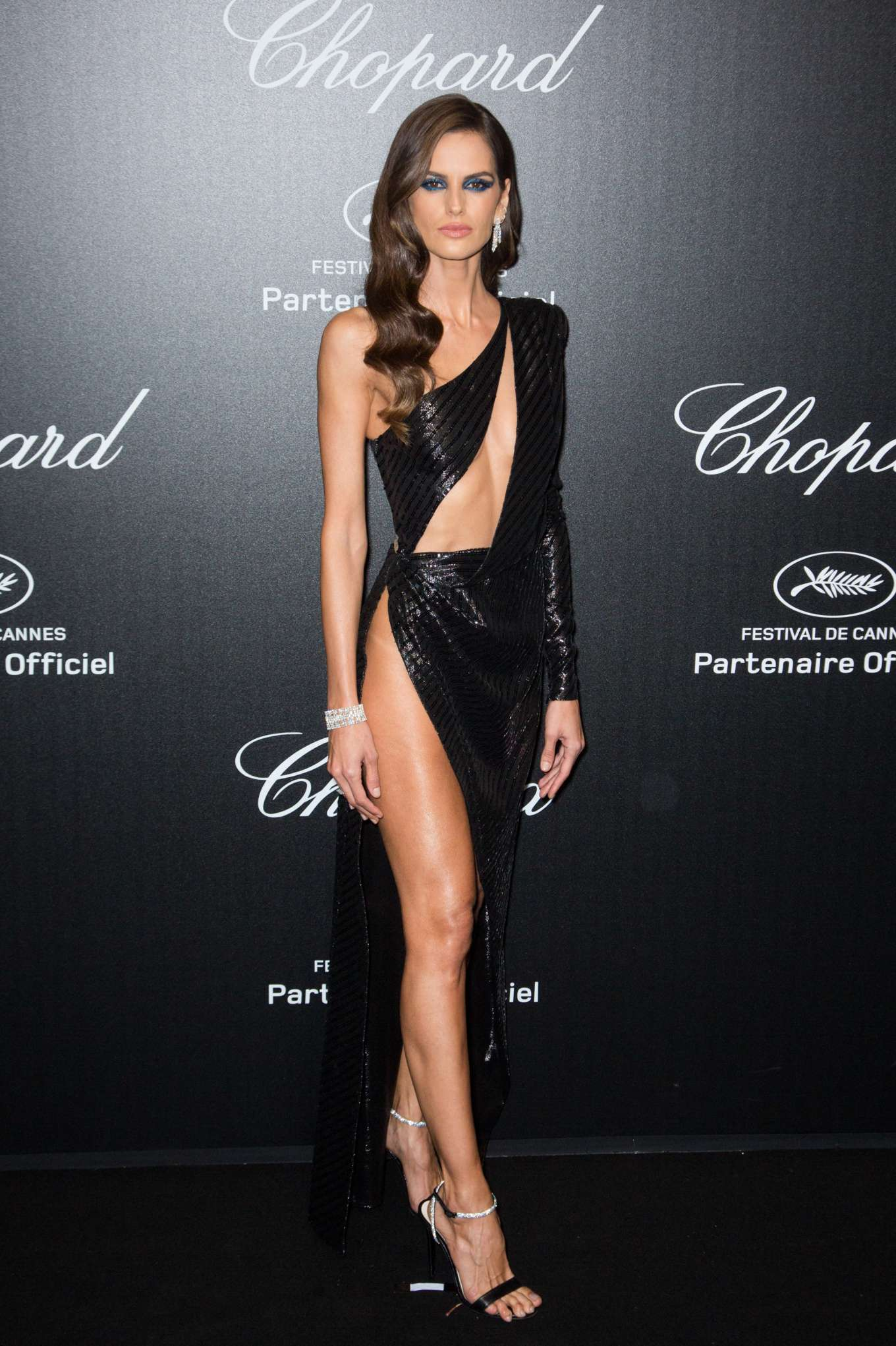 Izabel Goulart - Chopard Party at 2019 Cannes Film Festival