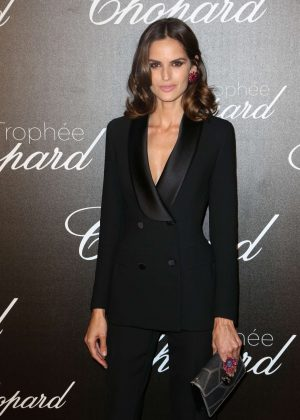 Izabel Goulart - Chopard Trophee Event at 70th Cannes Film Festival