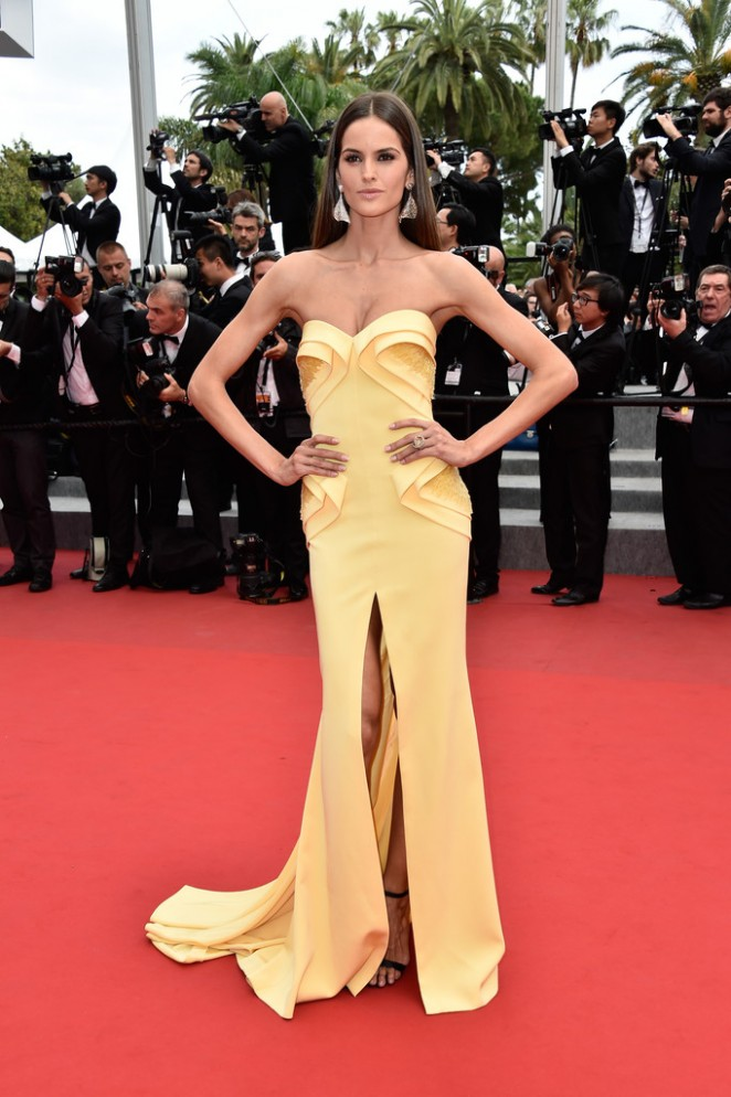 Izabel Goulart – Closing Ceremony and 'Le Glace Et Le Ciel' Premiere in Cannes