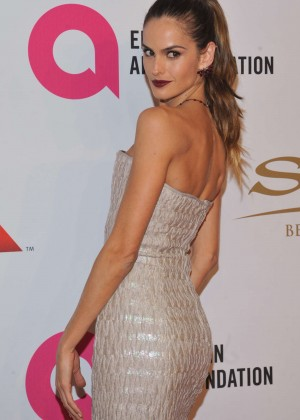 Izabel Goulart - Elton John AIDS Foundations 2015 An Enduring Vision Benefit in NY