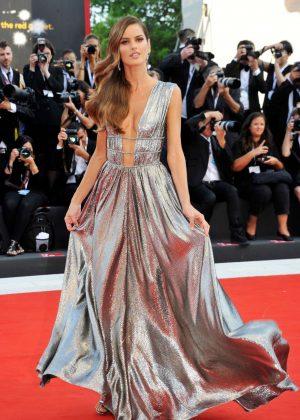 Izabel Goulart - 'First Man' Premiere at 2018 Venice International Film Festival in Venice