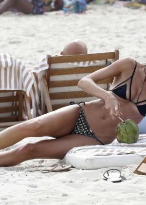 Izabel Goulart in Bikini -12