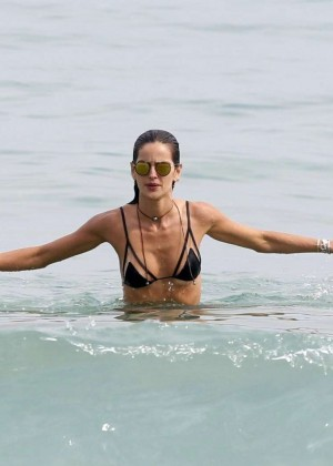 Izabel Goulart in Bikini -22