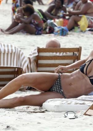 Izabel Goulart in Bikini -23