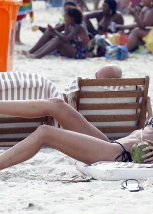 Izabel Goulart in Bikini -25