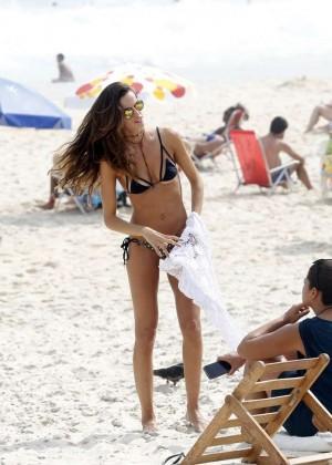 Izabel Goulart in Bikini -30